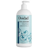 Ouidad Curl Quencher(R) Moisturizing Conditioner 33.8 oz