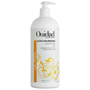 Ouidad Curl Recovery(TM) Ultra Nourishing Cleansing Oil Sulfate Free Shampoo 33.8 oz