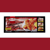 Hormel Original Microwave Ready Bacon Slices 12 oz