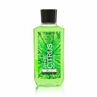 Bath Body Works White Citrus 10.0 oz 2 in 1 Hair Body Wash (10 Ounces)