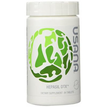 USANA Hepasil DTX Liver Detoxification Supplement 84 tablets