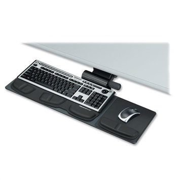 Fellowes Professional Series Compact, Comfort Keyboard Tray for Small