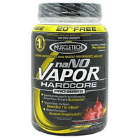 Muscletech Nano Vapor Harcore Pro, Fruit Punch, 2.4-Pounds