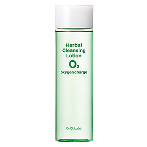 Dr.ci:labo Dr. Ci: Labo Herbal Cleansing Lotion O2, 5.1 oz