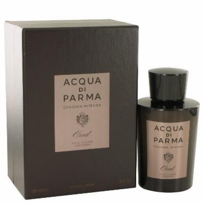 Acqua Di Parma Colonia Intensa Oud for Men by Acqua Di Parma EDC Concentree Spray 6 oz