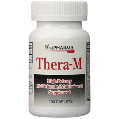 Thera-M Multivitamin Multimineral Supplement - 130 Caplets