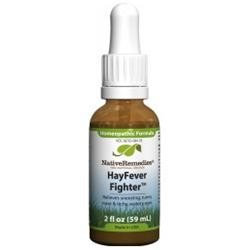 Native Remedies HayFever Fighter 50ml Liquid Homeopathic HFF001