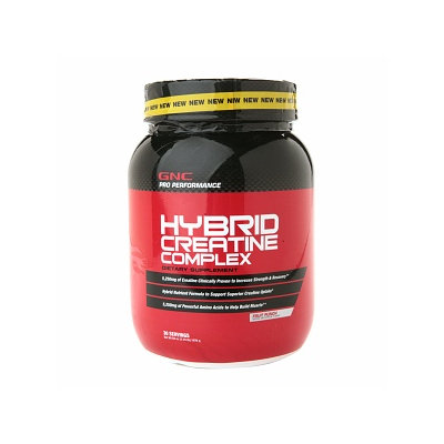 GNC Pro Performance Hybrid Creatine Complex