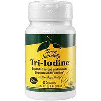 EuroPharma Terry Naturally Terry Naturally Tri-Iodine 25 mg, 30 Capsules