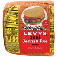 Levy's Levyâs Plain Jewish Rye Bread, 16 oz
