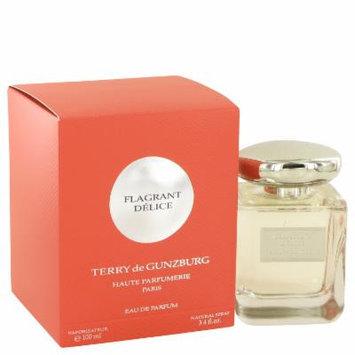 Flagrant Delice for Women by Terry De Gunzburg Eau De Parfum Spray 3.4 oz