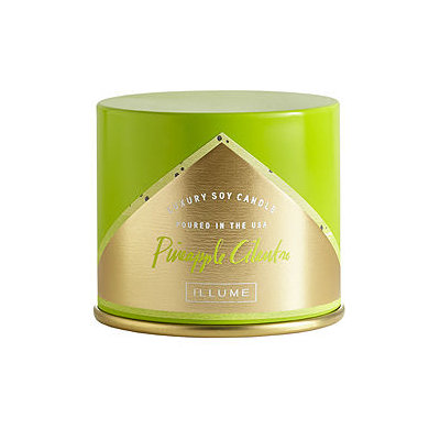 Illume(r) Vanity Tin Candle- Pineapple Cilantro by Illume