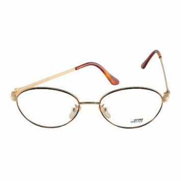 Gianni Versace Eyeglasses G57 Col. 07M 55-17 Made in Italy