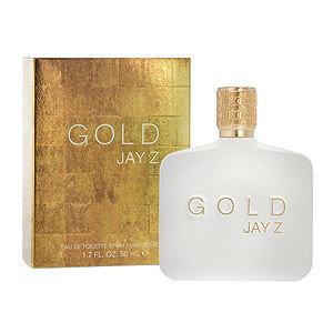 Jay Z Gold Jay-Z Gold Jay Z Eau de Toilette Spray, 1.7 oz