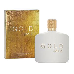 Jay Z Gold Jay-Z Gold Jay Z Eau de Toilette Spray, 3 oz