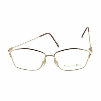 Christian Dior Eyeglasses 2600 Col 40 56-16-130 Made in Germany