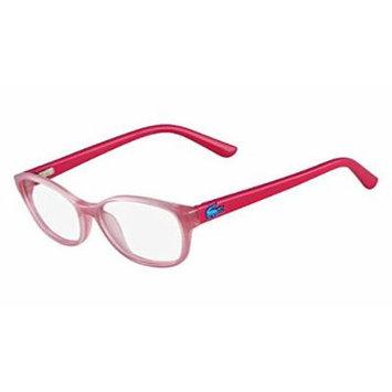 LACOSTE Eyeglasses L3607 664 Pink 48MM
