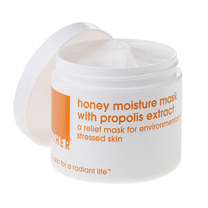 LATHER Honey Moisture Mask with Propolis