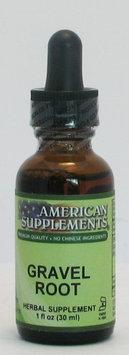 Gravel No Chinese Ingredients American Supplements 1 oz Liquid