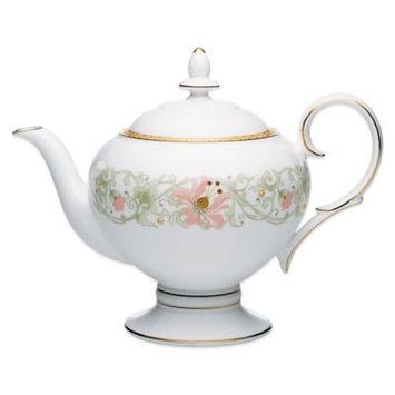 Noritake Blooming Splendor Teapot