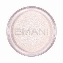 Emani Vegan Cosmetics Emani Minerals Crushed Mineral Color Dust White Gold