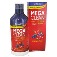 Detoxify Mega Clean - Herbal Cleanse Wild Berry 32 fl.oz