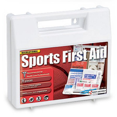 First Aid Only Sports First Aid Kit