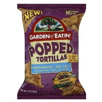 Garden Of Eatin' Garden Of Eatin` Chip Tort Popped W Seasal 3 OZ (Pack of 12)