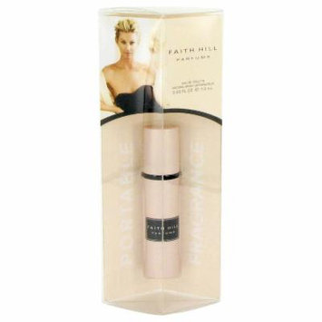 Faith Hill for Women by Faith Hill Mini EDT Spray .25 oz