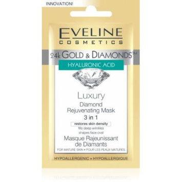 Eveline Cosmetics 24K Gold & Diamonds Luxury Rejuvenating Mask