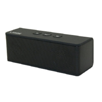 URGE Sound Brick BT Speaker, Black, 1 ea