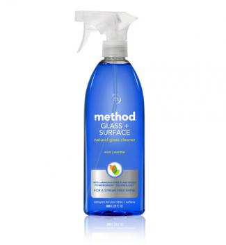 Method Mint Glass Cleaner