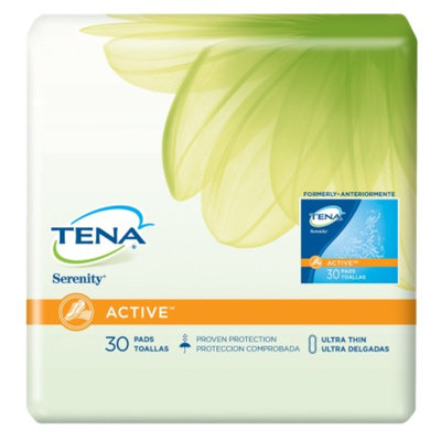 Tena Serenity Ultra Thins Absorbency Pads