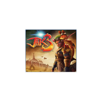 Sony Computer Entertainment Jak 3 DLC
