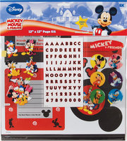 Mickey Mouse Page Kit 12