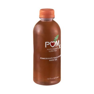 POMx Tea Pomegranate Peach Passion White Antioxidant Super Tea