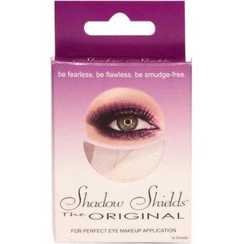 Shadow Shields The Original Eye Shadow Makeup Application Shields, 14 count