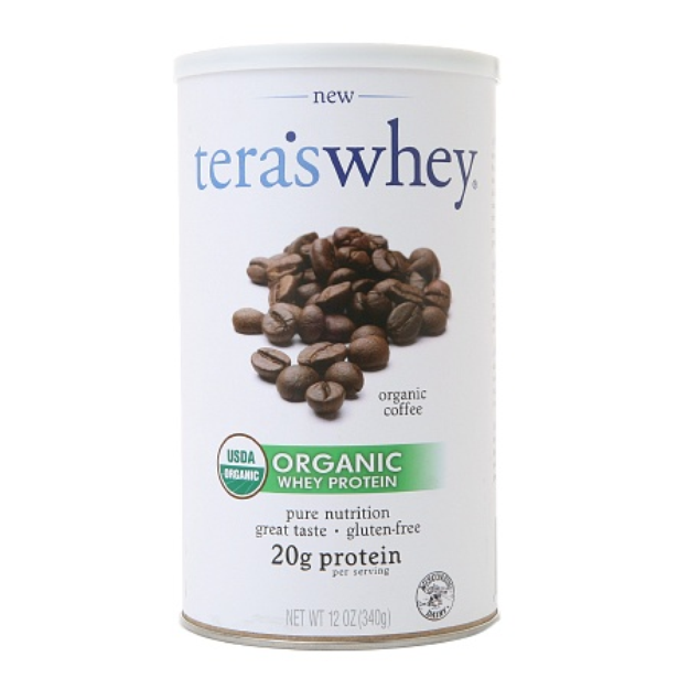 tera's whey Organic Whey Protein