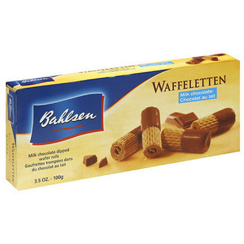 Bahlsen Milk Chocolate Cookies
