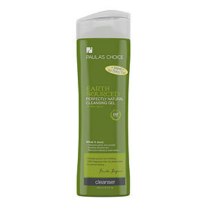 Paula's Choice EARTH SOURCED Perfectly Natural Cleansing Gel, 6.7 oz