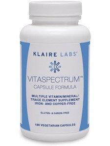 Klaire Labs, VitaSpectrum Capsule Formula 180 vegcaps
