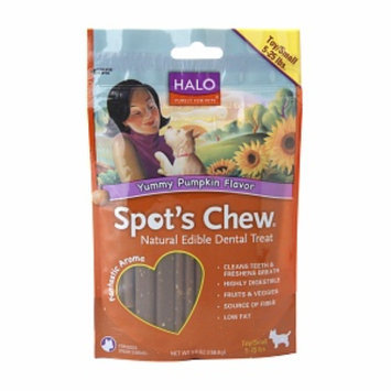 Halo, Purely For Pets Spot's Chew Natural Edible Dental Treats