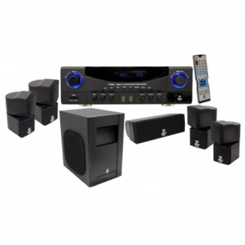Pyle PT598AS 5.1Ch 350W Digital Home Theater