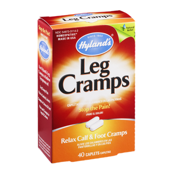 Hyland's Leg Cramps - 40 CT