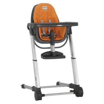 Inglesina Zuma Highchair - Gray/Orange