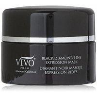 Black Diamond Line Expression Mask