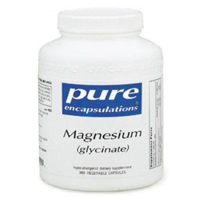 PEN Pure Encapsulations - Magnesium (glycinate) 180's (Premium Packaging)