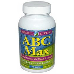 Aerobic Life ABC Max Herbal Cleanse - 90 Capsules