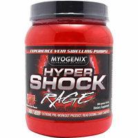 Myogenix - Hypershock Rage - Furious Fruit Punch, , 880 g powder