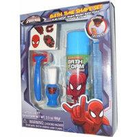 Spider-Man Bath Time Shave Set